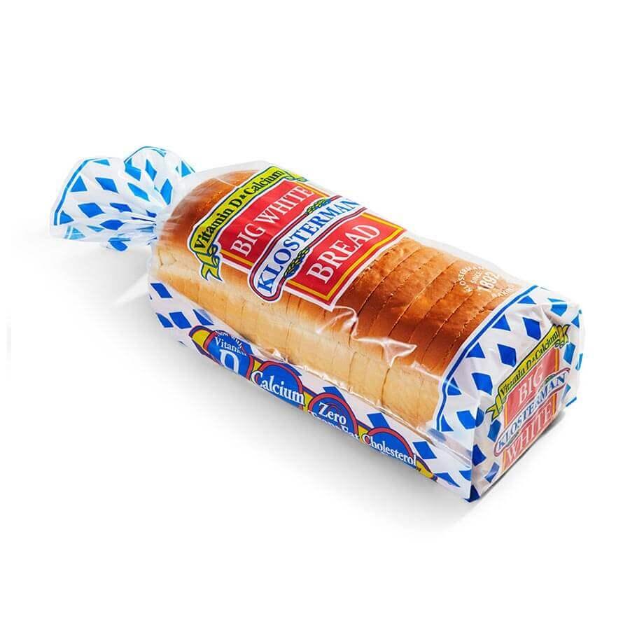 Klosterman Big White Bread 24 oz