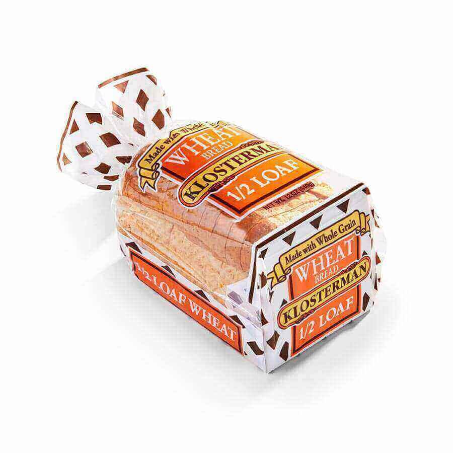 Klosterman Wheat Half Loaf 12 oz