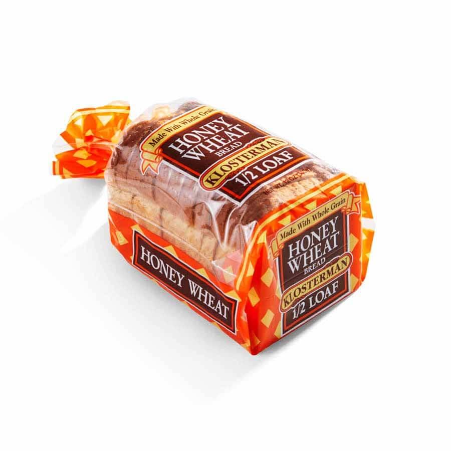 Klosterman Honey Wheat Half Loaf 12 oz