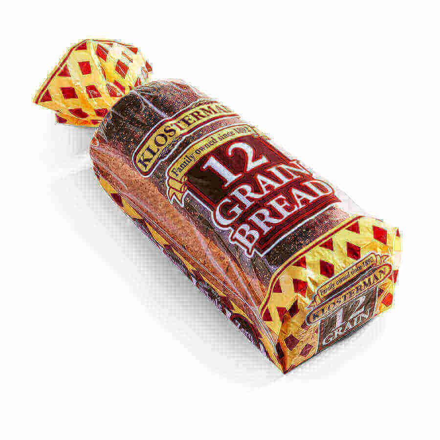 24 oz Klosterman Twelve Grain Bread