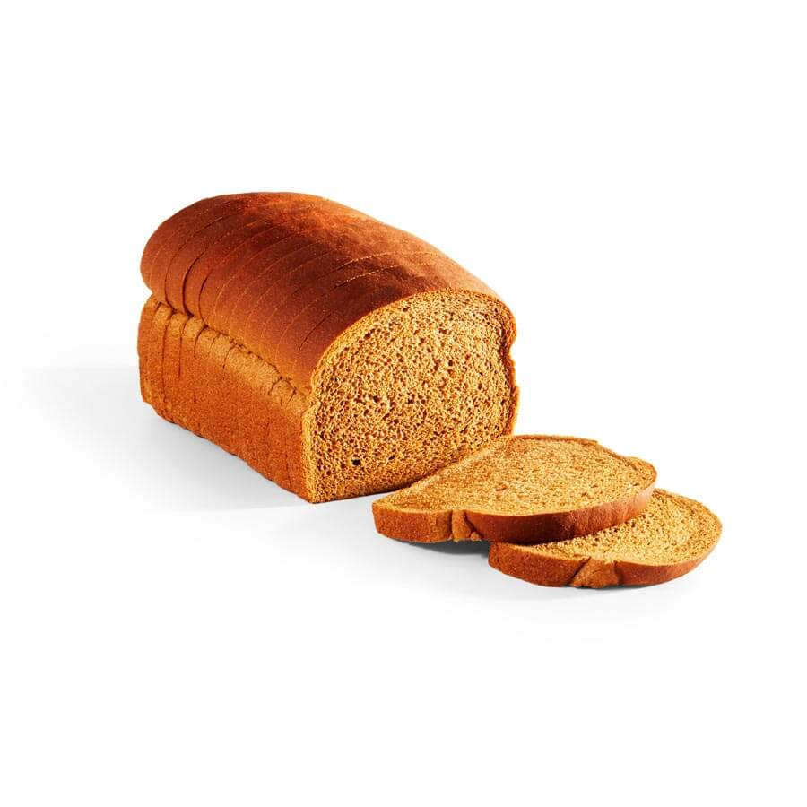 Dark Rye Bread 16 oz