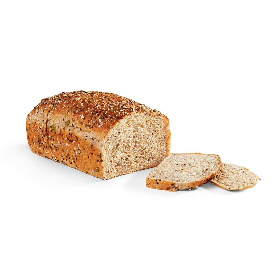 Organic Sprouted Wheat Bread Thick Slice 28 oz