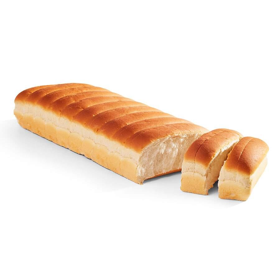 New England Hot Dog Bun - Plain