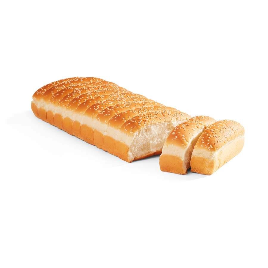 Sesame Seeded BBQ Bread