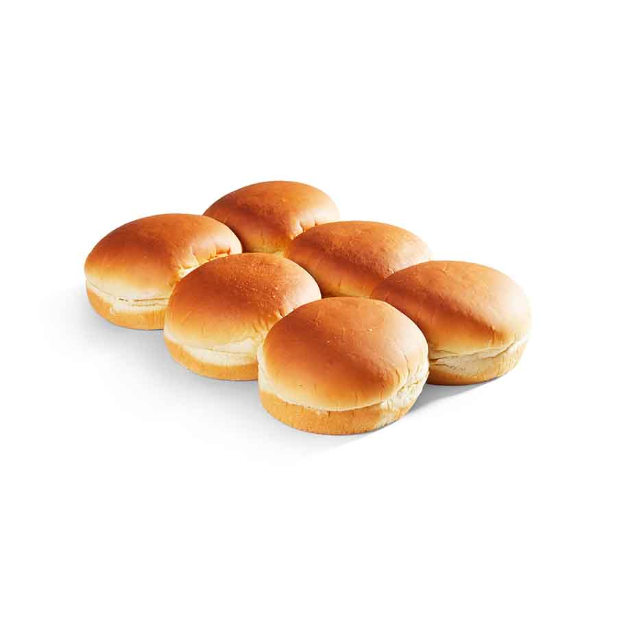 Rich 'n Good 12 ct Honey Hamburger Buns
