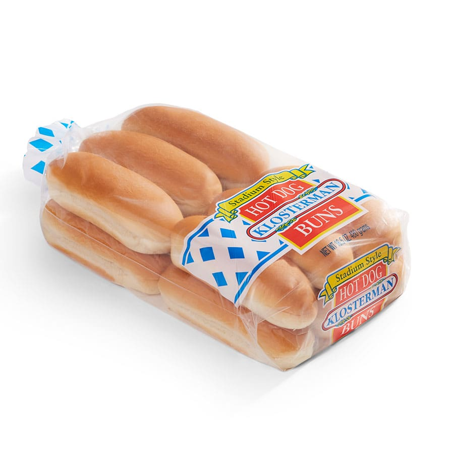 Klosterman Hot Dog Bun