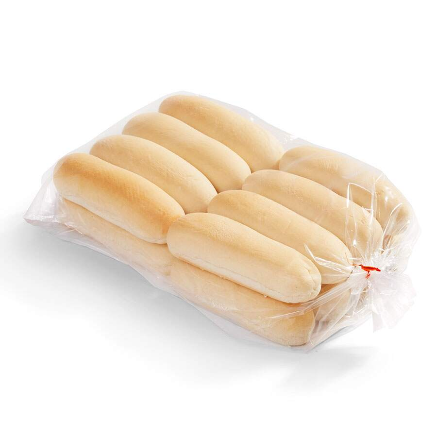 Small Breadstick 5 in 16 Pk